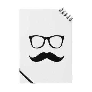 MFD 黒縁眼鏡と髭 Notes