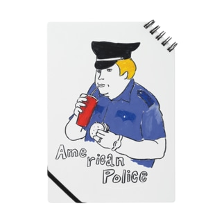 American Police ノート