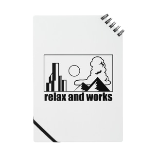 relax and works items Notes