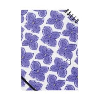 purple flower (花) Notes