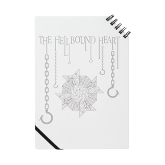THE HELLBOUND HEART(淡色ボディ用) Notes