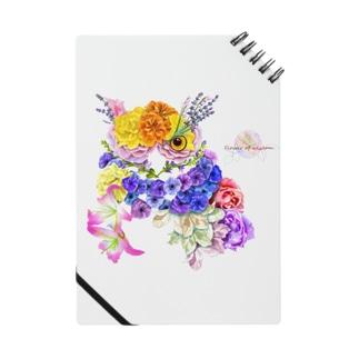 花フクロウ Notebook