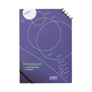 Neptune/海王星<みたか太陽系ウォーク応援!> Notes