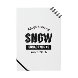 sunagaworksオリジナル Notes