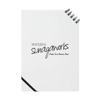 sunagaworksオリジナル2 Notes