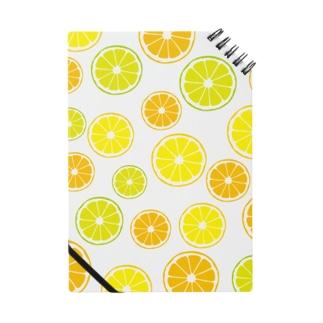 オレンジ&レモン&ライム  Notes
