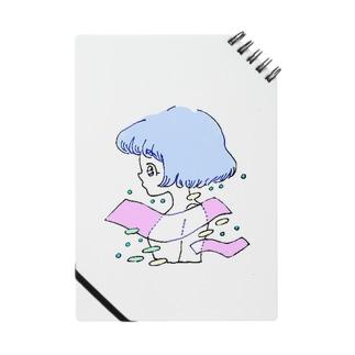 少女漫girl ノート