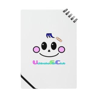 Uchinoko Fan Club 1 (ノート) Notes