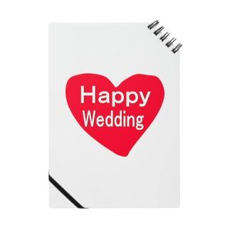 Happy Wedding Notes