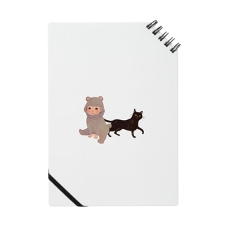 BearBaby&Cat Notes