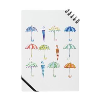 雨傘 Notes