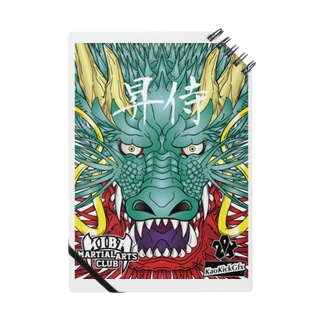ZOX Official Storeの【昇侍】RISING DRAGON Notes