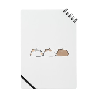 とける猫シリーズ Notes