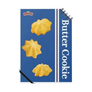 レトロクッキーノート Notes