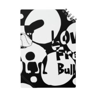 LOVE FRENCH-BULLDOG Notes