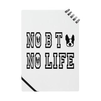 NO BT NO LIFE2 ノート