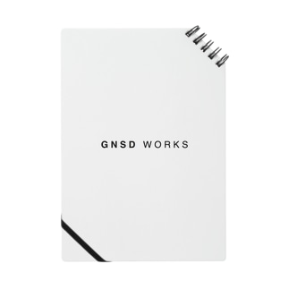 GNSD WORKS ロゴ Notes