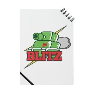 BLITZグッズ Notes
