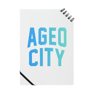 上尾市 AGEO CITY Notes