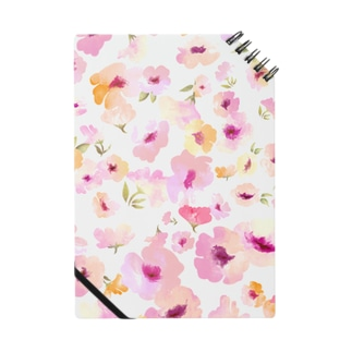 LADY FLOWER PASTEL Notes