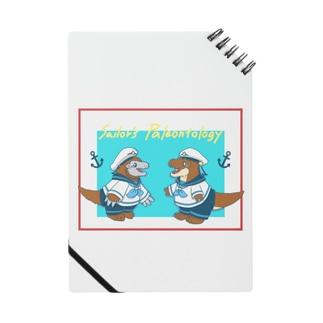 古生物の水兵さん〜Sailor's Paleontology〜 Notes