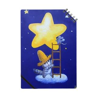 麦藁帽子をかぶった猫 星明かりの電気屋さん Notes