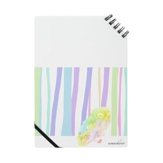白樺とふくろう Notes