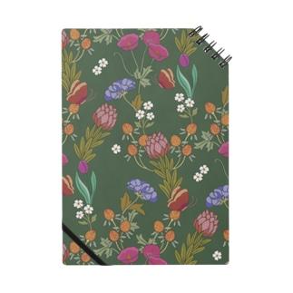森の花 Notes