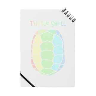 TURTLE SHELL ノート
