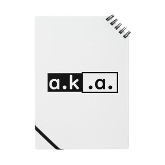 株式会社a.k.a. 創立記念アイテム Notes