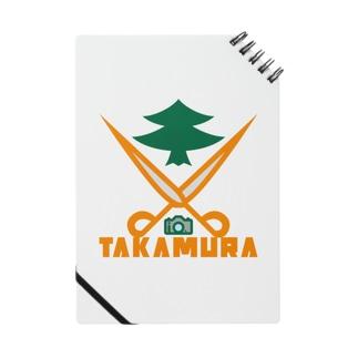 パ紋No.2802 TAKAMURA Notes