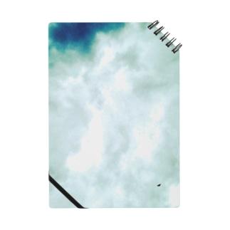 9月の空 ノート
