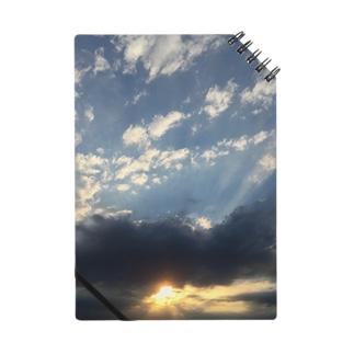 雨雲からの太陽 Notes