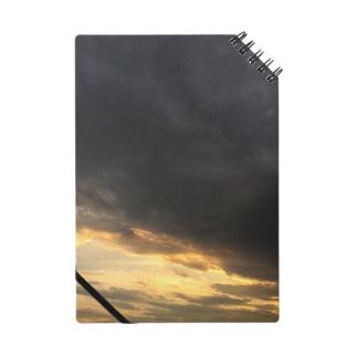 曇り空の夕暮れ Notes