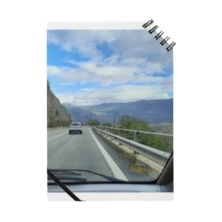 アブルッツォの道路 Notes