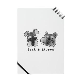 Jack & Blueno Notes