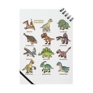 恐竜図鑑 Notes