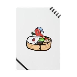 お弁当箱に帰るタコちゃん Notes