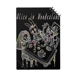 Alice in Wonderland Notes