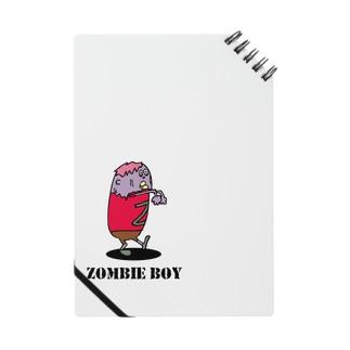 ゾンビ少年 Notes