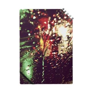 雨曝し・信号待ち Notes