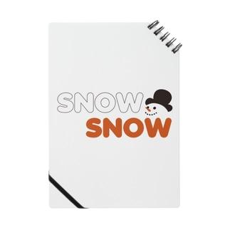スノースノー Notes