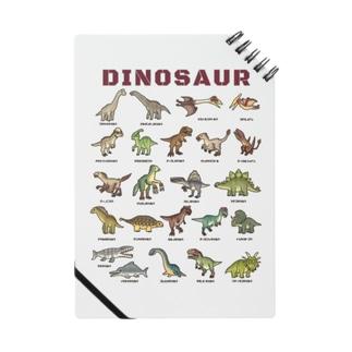 ちょっとゆるい恐竜図鑑 Notes