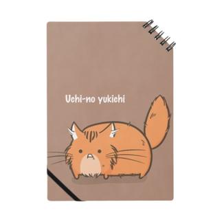 うちのゆきち オリジナルノート Notes