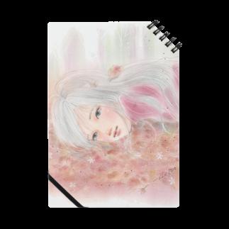 枯れ色の音 ノート