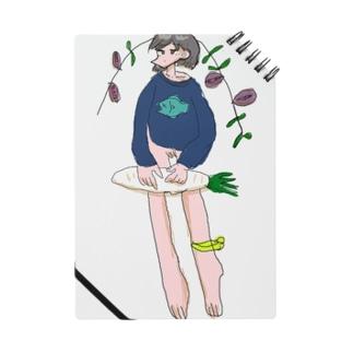 事後野菜ちゃん Notes