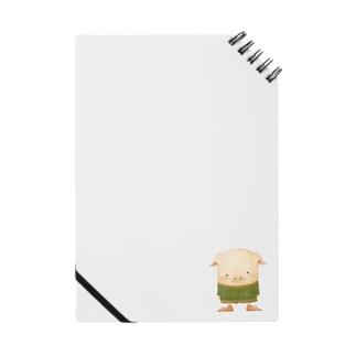 porkくん Notes