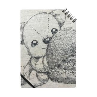 テディバーガー Notes