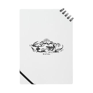 魔女のモーテルのラムズ・モーテル Notes