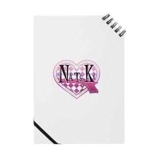 那月(ロゴ)ノート Notes